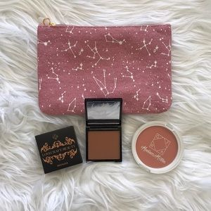 Bronzer/Blush Duo with Free Bag